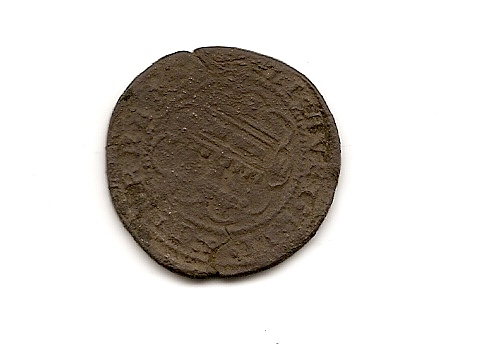 4 Maravedís a nombre de los Reyes Católicos (Burgos, 1506-1520) ensayador viera o venera 436923375