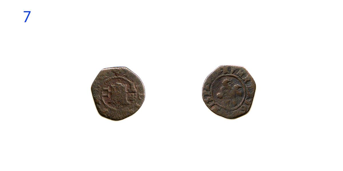 2 Maravedís de Felipe III (Segovia casa vieja, 1602) ensay. Melchor Rodríguez del Castillo 447173392