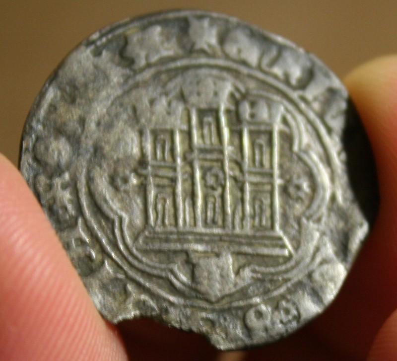 Escudo con girones de Valladolid, variante de cuartillo inédito. 567376369