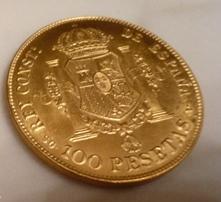 Pregunta: 100 pesetas de Alfonso XIII 56868426