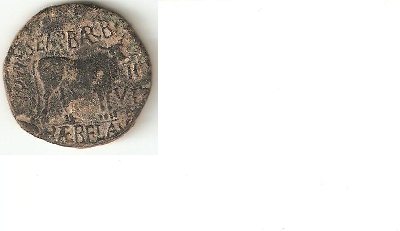As hispanorromano de CALAGVRRIS bajo Augusto 585832127