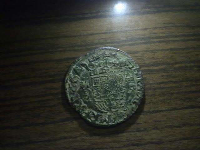 """16 Maravedis """"busto"""" de Felipe IV (Madrid, 1664) 613261374"""