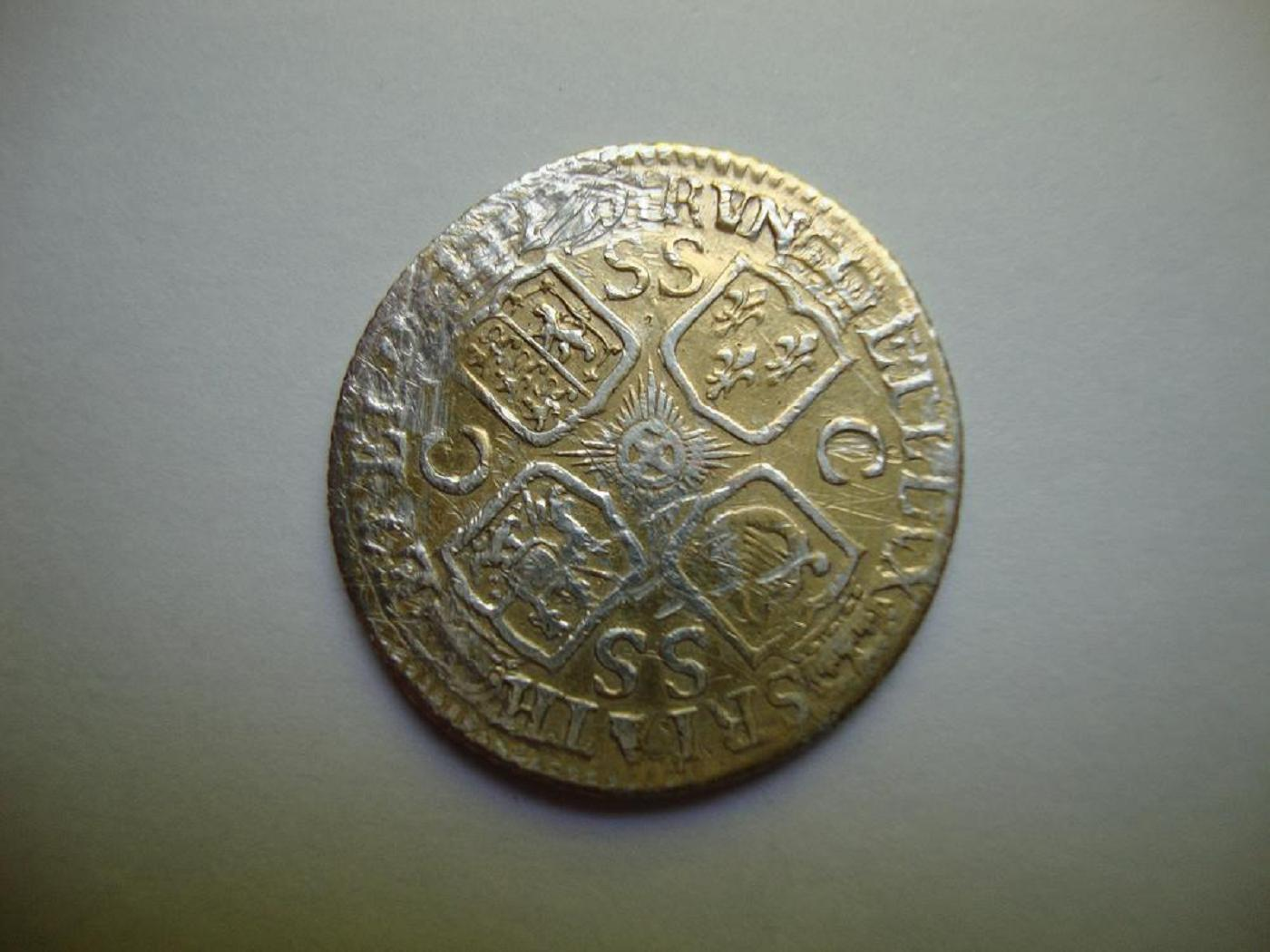 Gran Bretaña, Shilling, George I, 1723. 660836554