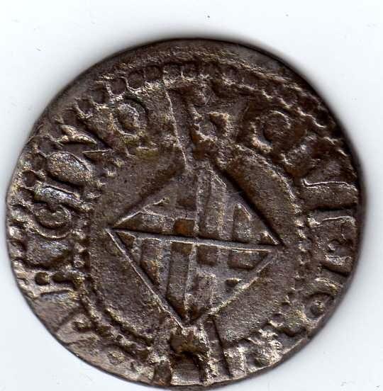 Seiseno de Luis XIV (Barcelona, 1643-1649) 68677508