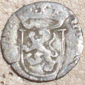 Cuartillo de Vellón de Felipe II (Valladolid, 1568-1588) 101786384
