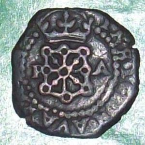 4 Cornados de Navarra de Felipe III ó IV 108879684