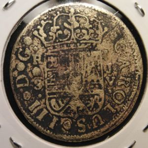 Carlos III 1 real Zumo de limon, algo mas? 115348624