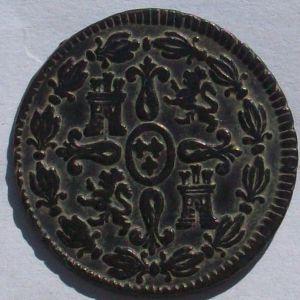 cuatro maravedis de Carlos IV 125212535