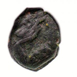 AE 19 de Neapolis, Campania 126746639