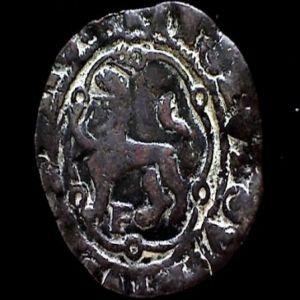 4 Maravedíes a nombre de Carlos I 128317022