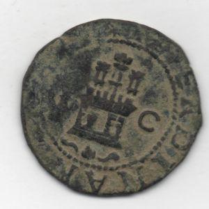 2 Maravedies a nombre de los Reyes Católicos (Cuenca) 138186842