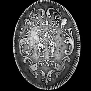 20 Granos de Carlos II  161076619