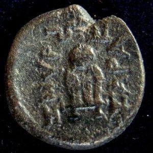 AE 12 de Esmirna, Ionia 17662547