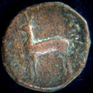 AE 15 de Capadocia bajo reinado de Ariarathes X 17770314