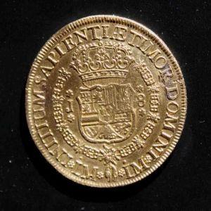 8 Escudos de Felipe V (México, 1745) 204951737