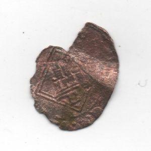Blanca del rombo de Enrique IV (Burgos, 1471) 219227053