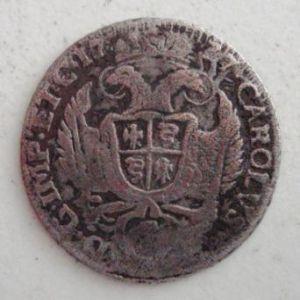 5 Soldi de vellón de Carlos VI de Austria 252098817