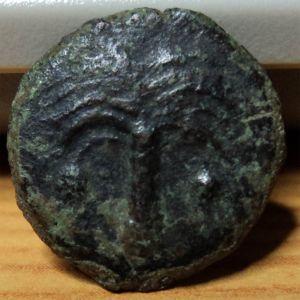 Bronce Sículo-púnico (320-300 a.C) 255227427