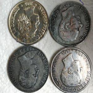 4 monedas falsas 273429430