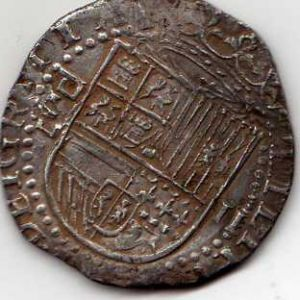 2 Reales de Felipe II 282898285