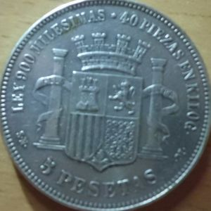 4 reproducciones sobre monedas de plata 28309784