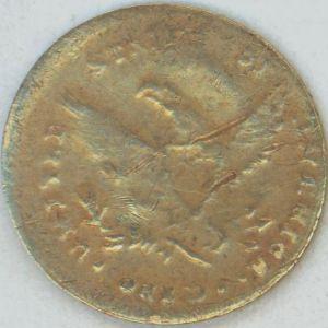 Reproducción de un dolar USA 289487804