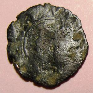 Dinero de  Felipe V (Aragón, 1710-1719) 317491815
