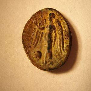 Imitación de época de una estatera de Alejandro III de Babilonia 329209751