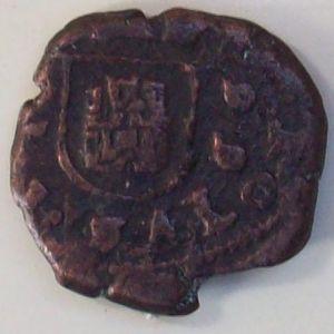 2 Maravedís de Carlos II (Linares, 1699) 355948156