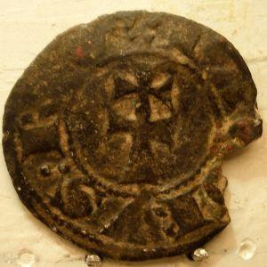 Dinero de Aragón de Jaime II 360549239