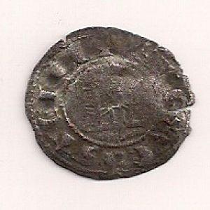 Dinero pepión de Fernando IV 364409673