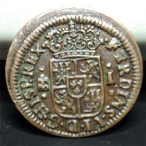 1 Maravedí de Fernando VI (Segovia, 1747) 381290576