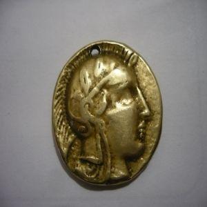 Moneda de fantasía referente a Lisimaco 382061471