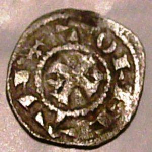 Dinero-pepión de Alfonso VIII (1157-1256) 391304953