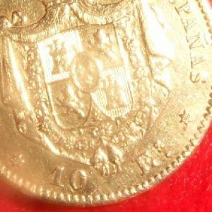 10 escudos Isabel 2ª 392666933