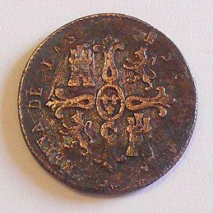 8 Maravedíes de Isabel II (Segovia, 1837) 395367813