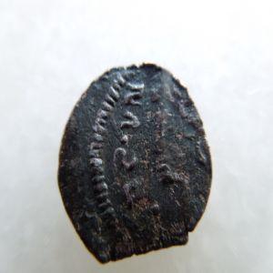 2 piezas de Dinero de Carlos III el pretendiente 395494291