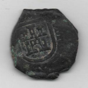 8 Maravedíes de Felipe III ó IV (1602-1626) 399455818
