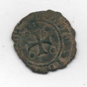Cornado de Carlos I (IV de Navarra) a nombre de Fernando el católico 405698921