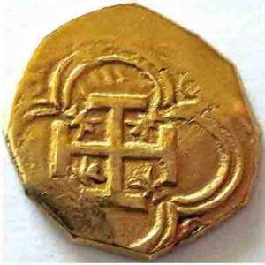 2  Escudos de felipe III ó IV (¿Sevilla?) 42038069
