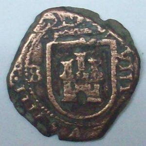 8 Maravedís de Felipe IV (Burgos, 1623) 421140947