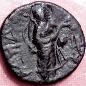 AE Dracma kushan de Kanishka I 437367906