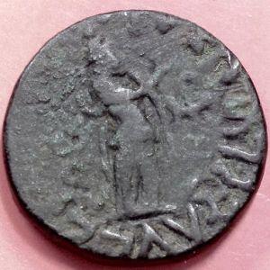 AE Tetradracma indo-escita de Aspavarma (15-45 DC) 438774950