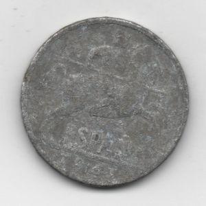 moneda con y sin agujero 444711235