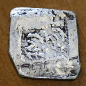 Pieza cuadrada de plata 4710723