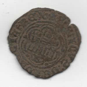 Blanca de Enrique III (Burgos, 1391) [Roma-Braña 2] [WM n° 9097] 493932148