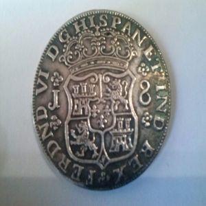 Reproducción sobre 8 Reales de Fernando VI 504203682