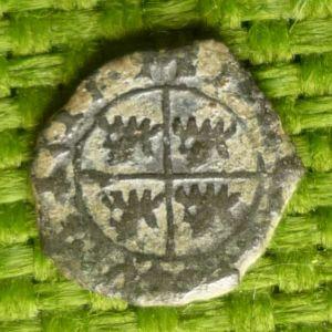 Dinero de Felipe V (Zaragoza, 1711) 508327145