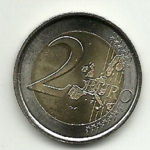 Argentina, 2 pesos, 2010 (75 aniversario del BCRA). 512987969
