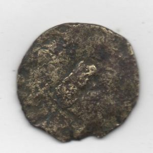 SIN IDENTIFICAR - moneda medieval - recortada 513215784